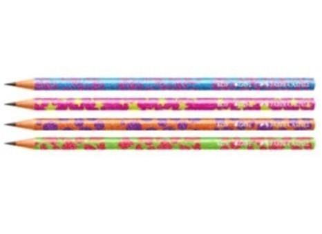 Ecolapis preto Fantasia Glitz  N2 - Faber-Castell (72 Unidades)