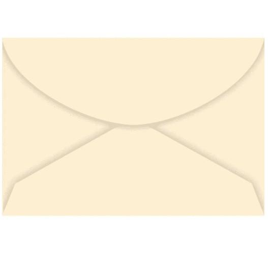 Envelope Carta BEGE 114x162 (100 Unidades)