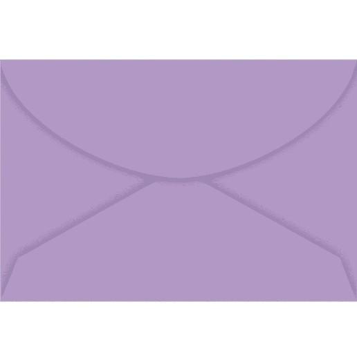 Envelope Carta ROXO 114x162 (100 Unidades)