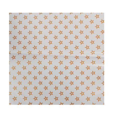 Saco Metalizado - Estrelas