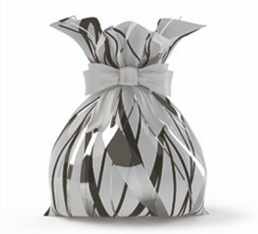 Saco Metalizado - Fios NEGROS