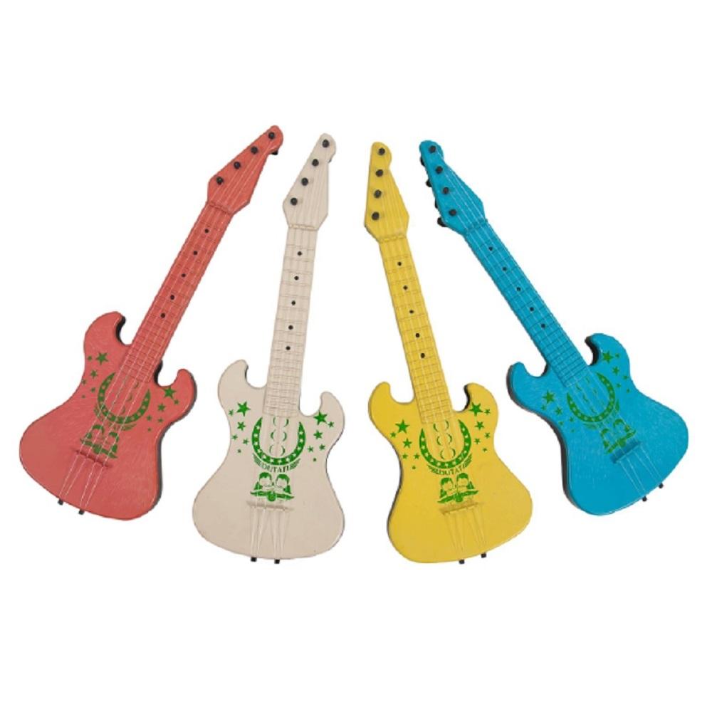 Guitarra cores Sortidas