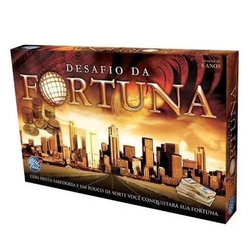 Jogo Desafio da Fortuna - Pais & Filhos