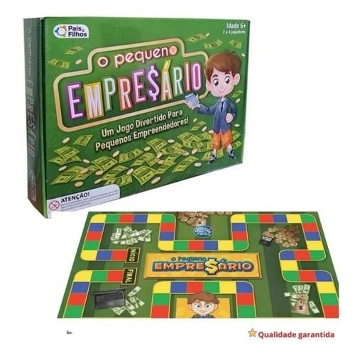 Jogo O Pequeno Empresário