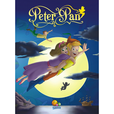 Livro - Clássicos Peter Pan