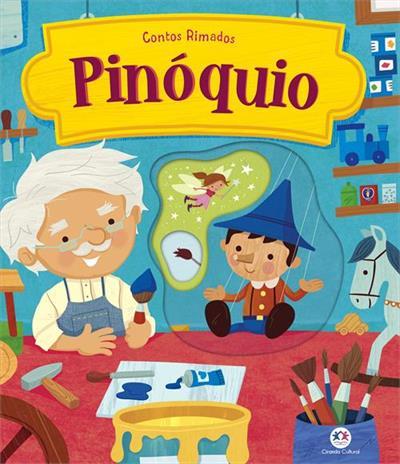 Livro - Contos Pinóquio