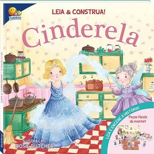 Livro - Leia - Construa Cinderela