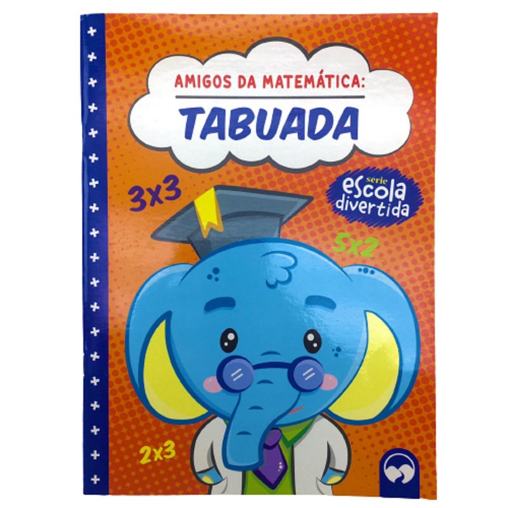 Livro Amigos da Matemática - Tabuada