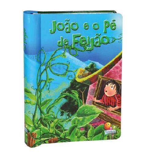 Livro - Clássicos Cintilantes João e o Pé de Feijão