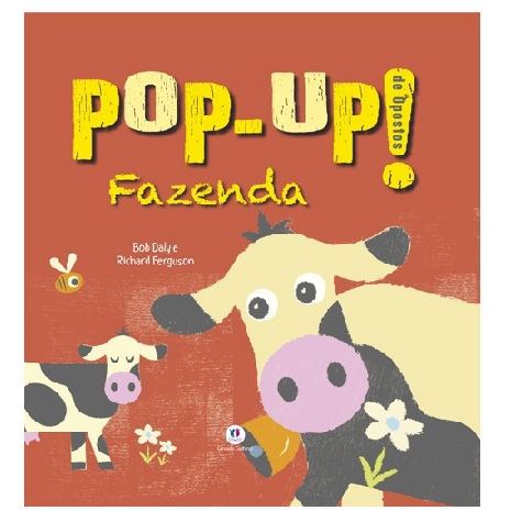 Livro - Pop-Up Fazenda