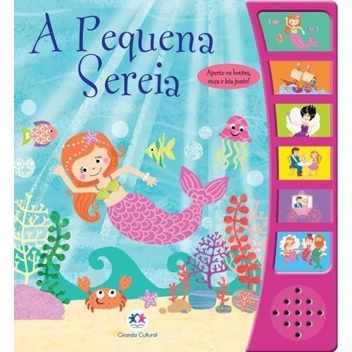 Livro Sonoro - A Pequena Sereia