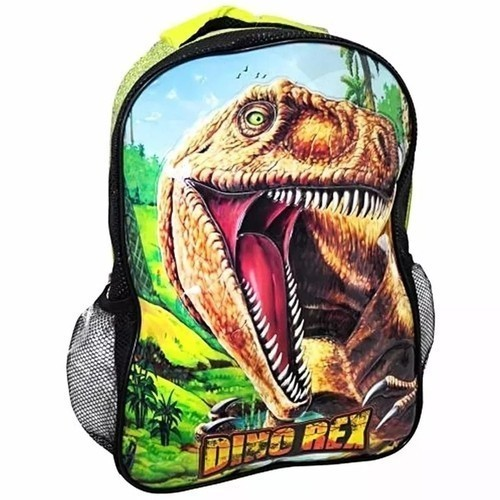 Mochila 39cm - Div. Dino Rex