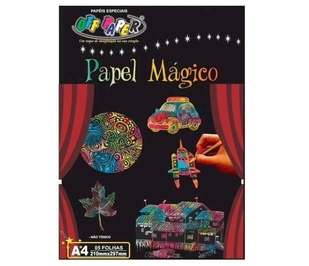 Papel Mágico A4 - Off Paper