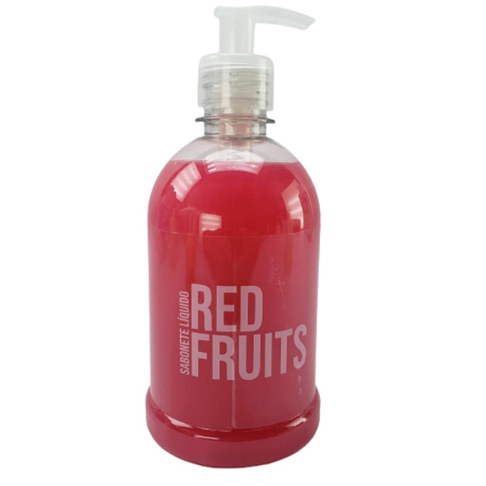 Sabonete Líquido - Brilho Natural - Red Fruits 500ml