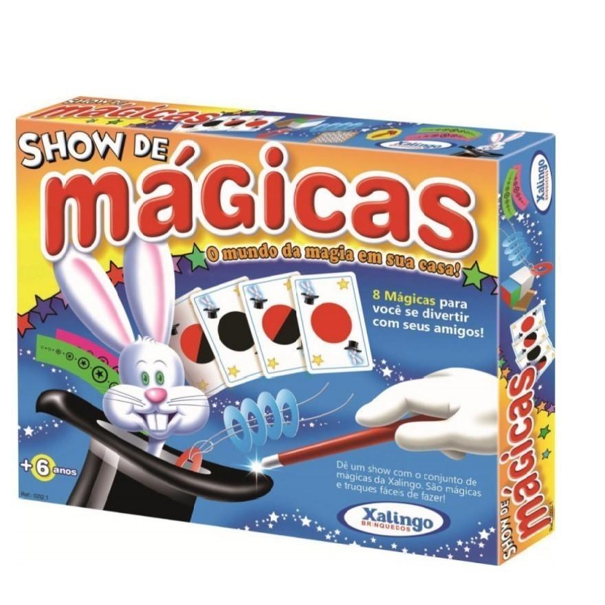 Jogo Show de Mágicas - Xalingo
