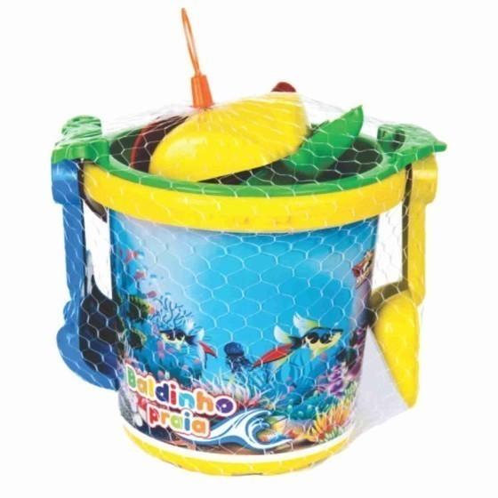 Super balde Praia Unissex7 Peças