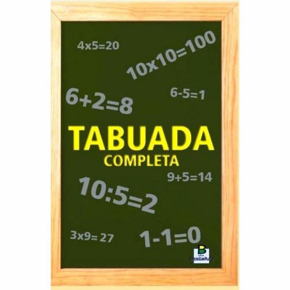 TABUADA COMPLETA C 10
