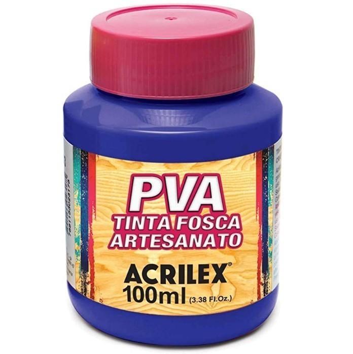 Tinta Fosca Para Artes 100ml VIOLETA 516 - Acrilex