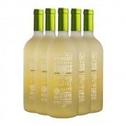 Kit Winemakers Secret Barrels Branco 1L - 6 unidades