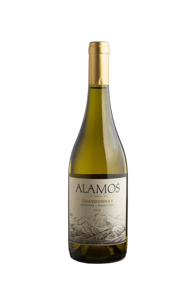 Alamos Chardonnay 2018 (Branco) (Alamos Catena Zapata)