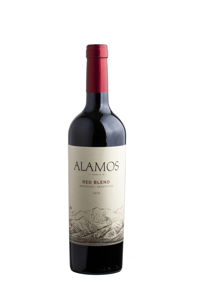 Alamos Red Blend 2018 (Alamos Catena Zapata)