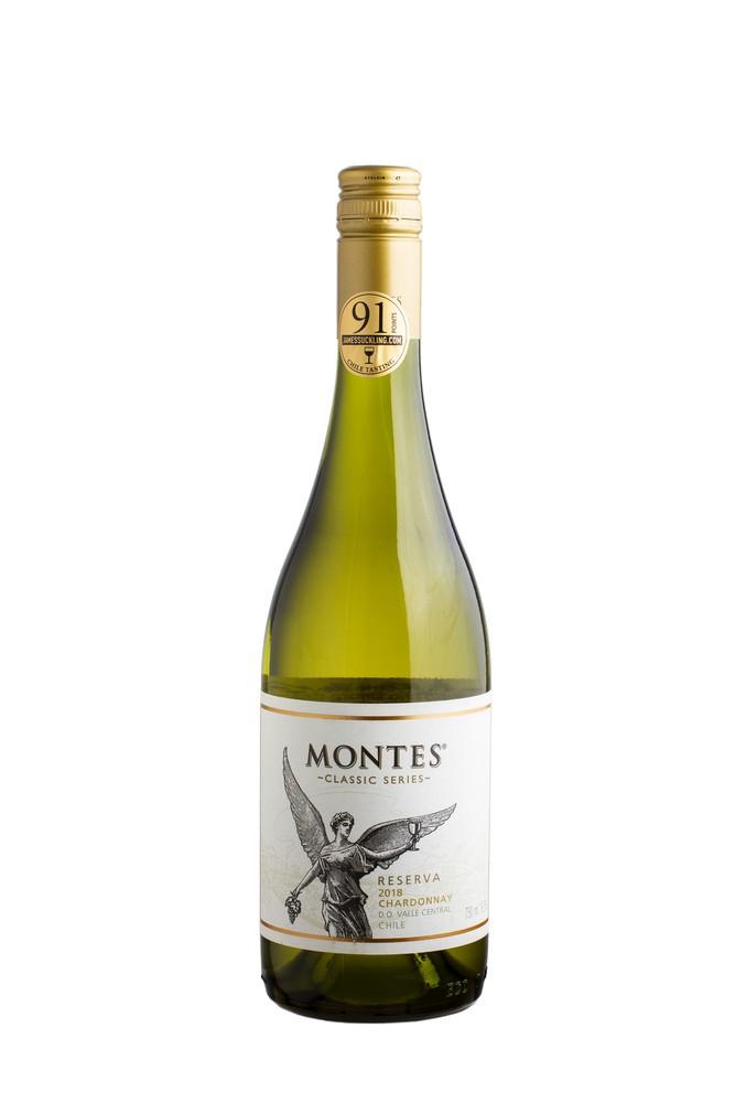 Montes Chardonnay Reserva 2018