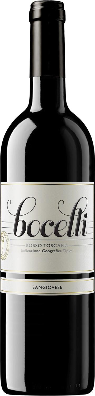 Vinho Bocelli Sangiovese IGT