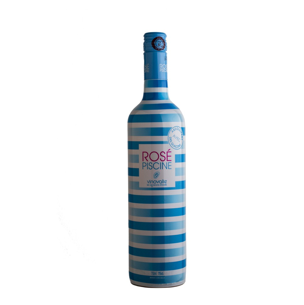Vinho Rosé Piscine Stripes