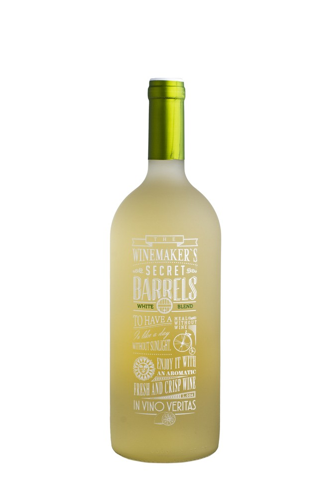 Winemakers Secret Barrels Branco 1L