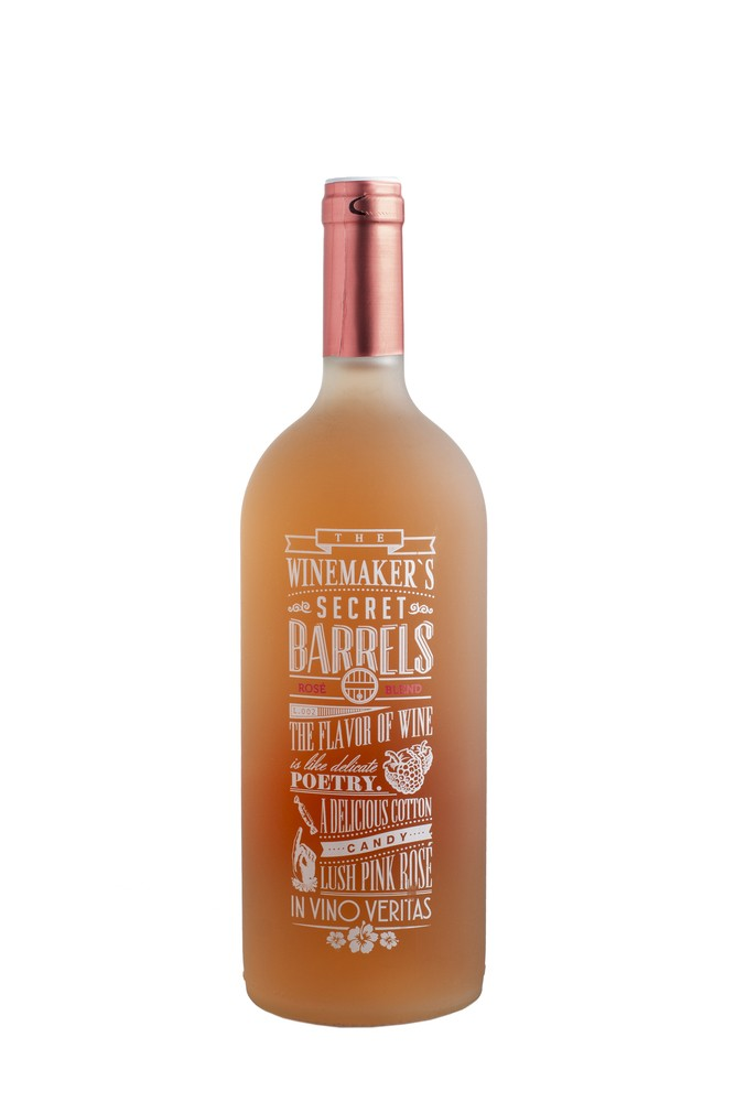 Winemakers Secret Barrels Fino Rose 1L