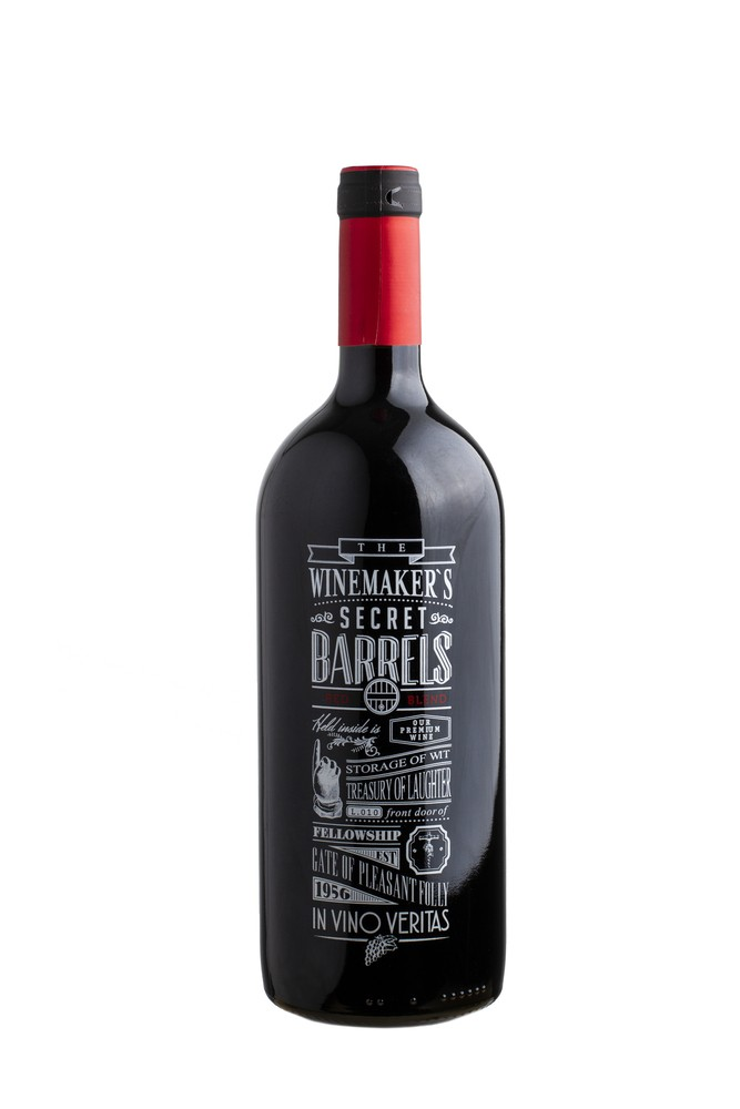 Winemakers Secret Barrels Red 1L