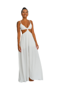 Vestido Oahu Off-White