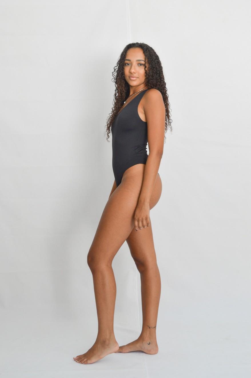 Body Básico Preto