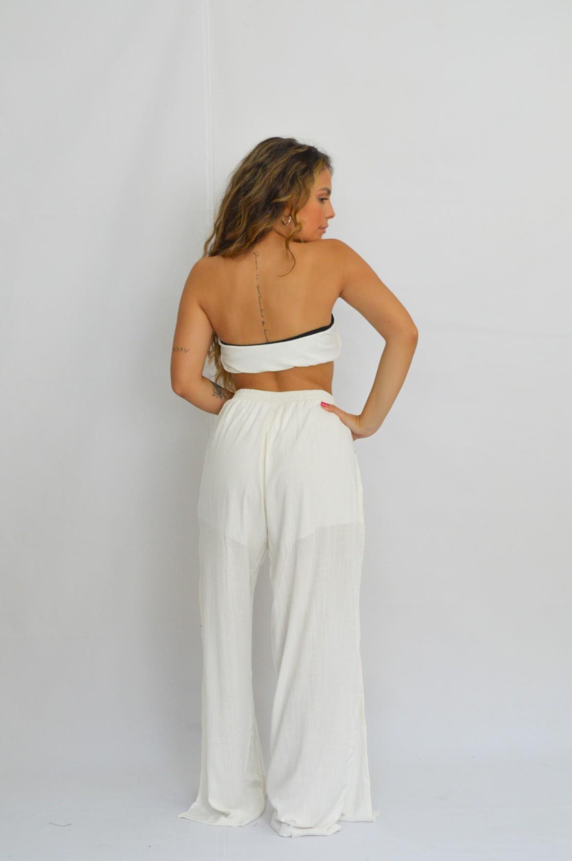 Calça Bali Off-white