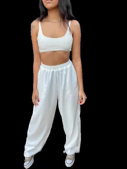 Calça Pantalona Analua