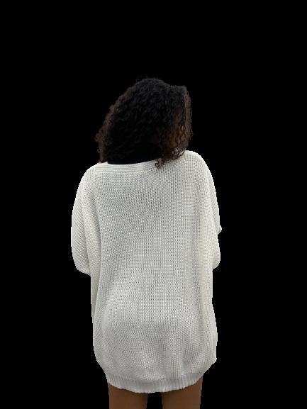 Cardigan Oversized Off-White