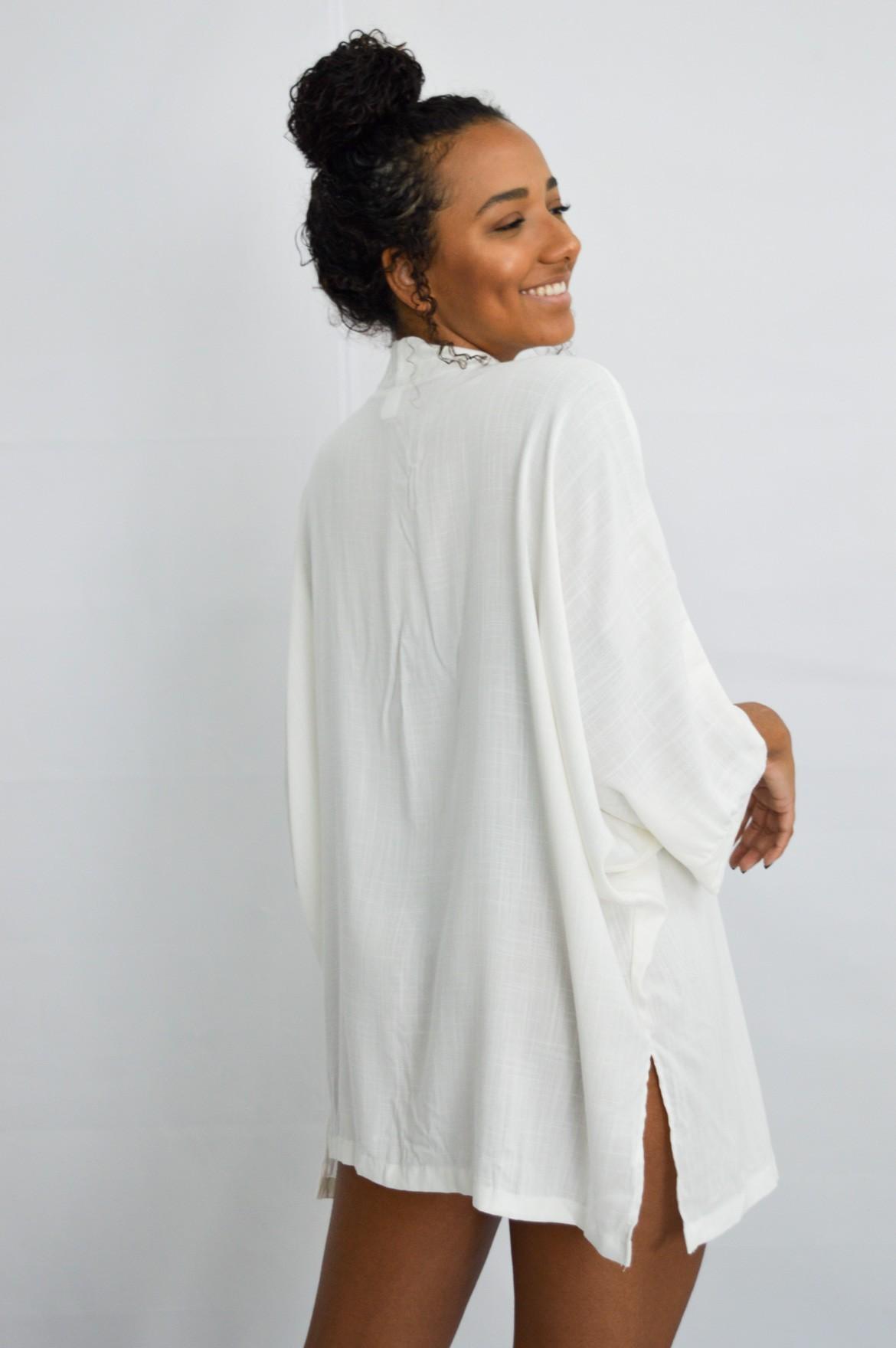 Kimono Pentani Off-white