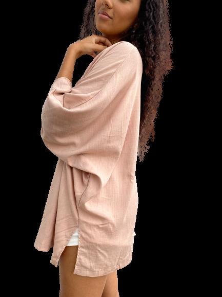 Kimono Pentani Rosê