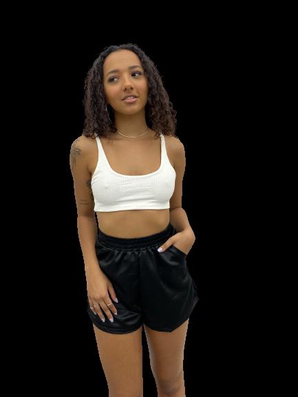 Short Clarissa Preto