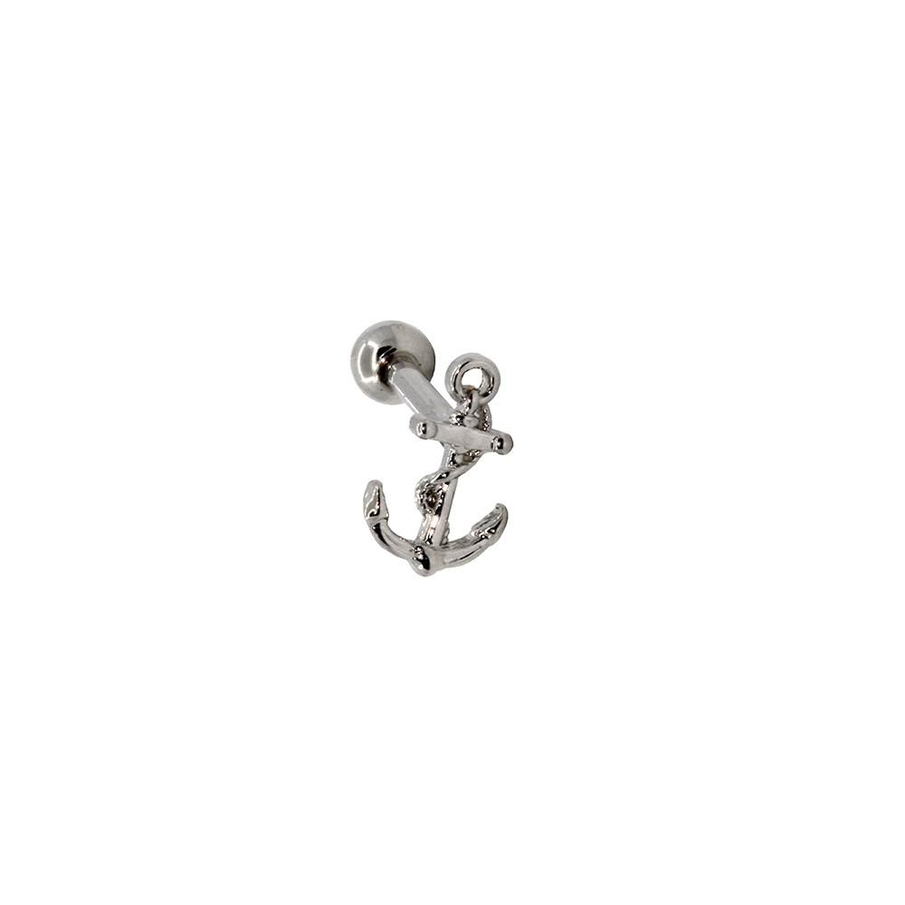 Piercing Helix Prata 925 Ancora