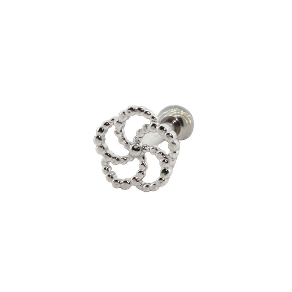 Piercing Helix Prata 925 Espiral