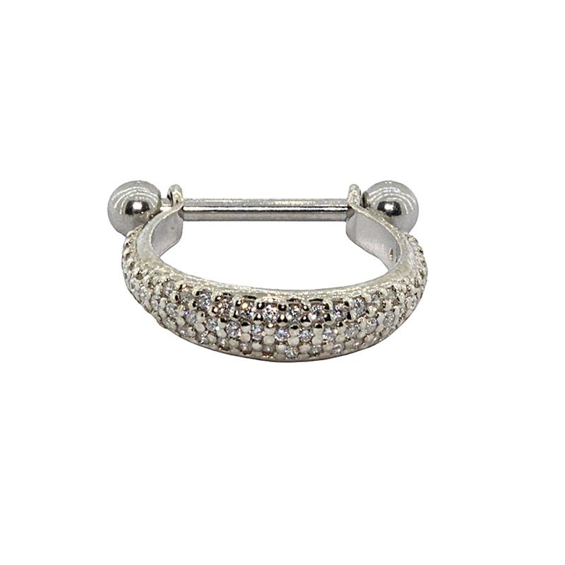 Piercing Conch Prata 925 Mod. 19