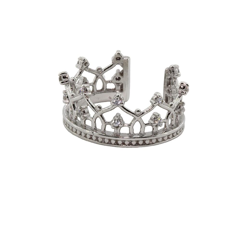Piercing Helix Coroa de Pressão em Prata