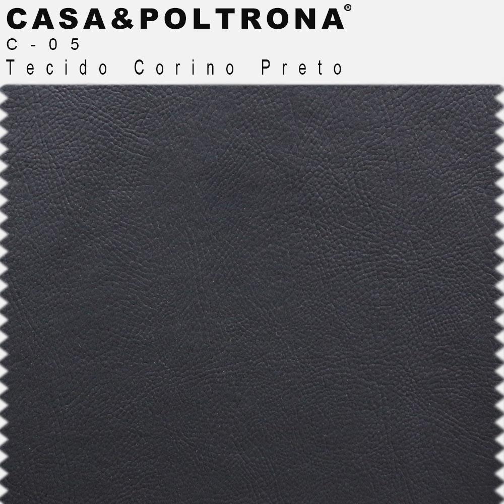 Poltrona Decorativa De Sala Lolla Base de Madeira Matelassê Corano Preto - casaepoltrona