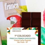 Barra de Chocolate (70% Cacau) Amazônia - 65g