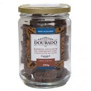 Bombom crocante de amendoim zero açúcares 230 g