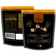 Bombom de amendoim com chocolate meio-amargo 30g