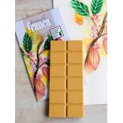 Barra de Chocolate de Caramelo com Flor de Sal