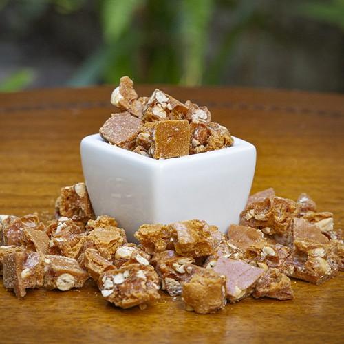 Amendoim com Canela 500g - Granel