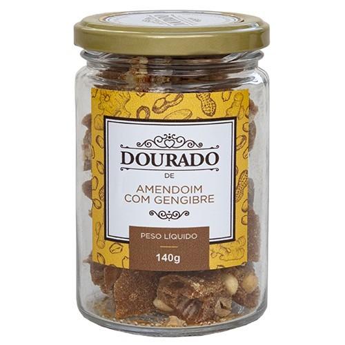 Amendoim com gengibre - 140